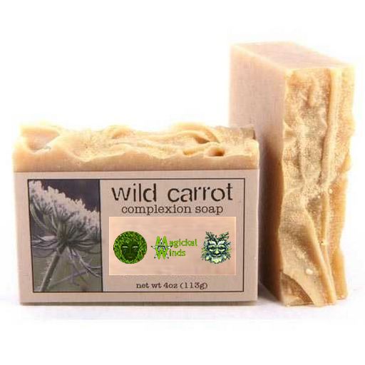 Magickal Winds 4 oz. Wild Carrot Complexion Soap