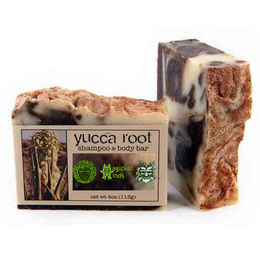 Product Image 4 oz. Yucca Root Shampoo & Body Bar